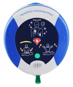 Picture of Heartsine 500P Defibrillator