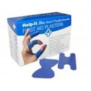Picture of Blue Assorted Plasters